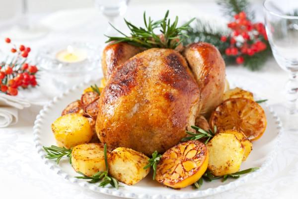 Что готовить горячее на новый год